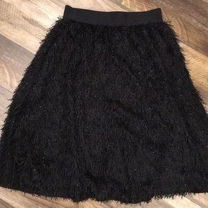 Rare HTF Lularoe eyelash skirt